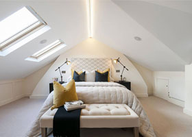 Loft Lighting - London