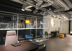 Showroom Fit Out – London